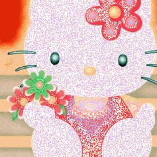 imagenes hello kitty brillantes movimiento hello kitty archives im 225 genes de amor con movimiento