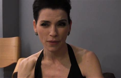 julianne margulies skinny from vogue to tv margulies and rancic to oprah and