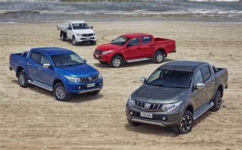 triton mitsubishi 2017 2017 mitsubishi triton update now on sale in australia