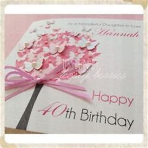 Feminine Birthday Card Templates by 1000 Images About 40th Birthday On
