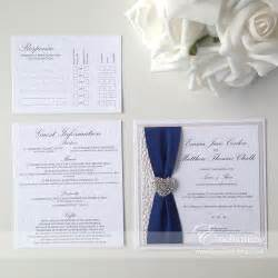 navy wedding invitations for matthew