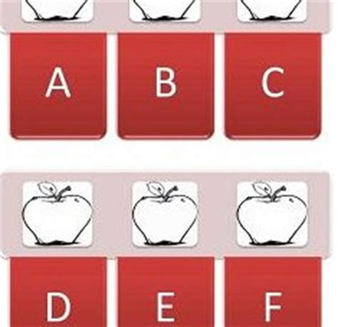printable alphabet apples playful learning literacy games for preschool and