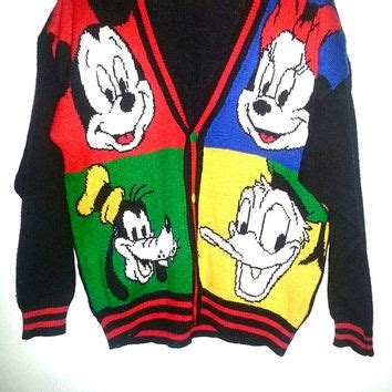 Mickey Sweater Mo T1310 2 best mickey mouse button products on wanelo