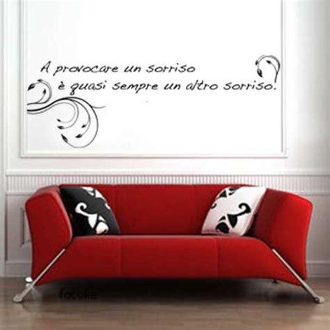 casa frasi a provocare un sorriso wall stickers collezione frasi e