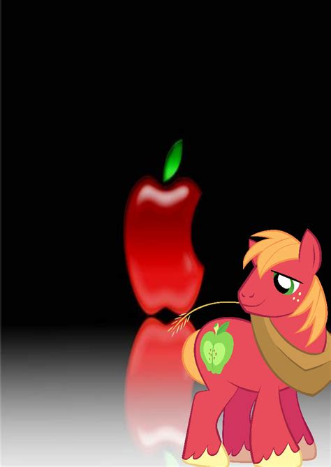 apple wallpaper too big big apple mac background by pluckypony on deviantart