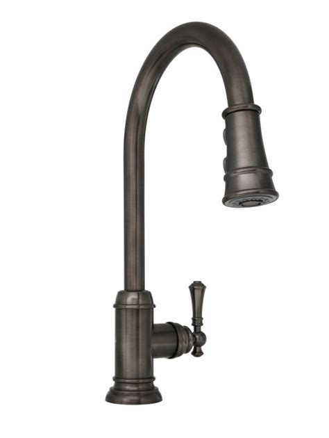 mirabelle kitchen faucets faucet mirxcam100orb in rubbed bronze by mirabelle