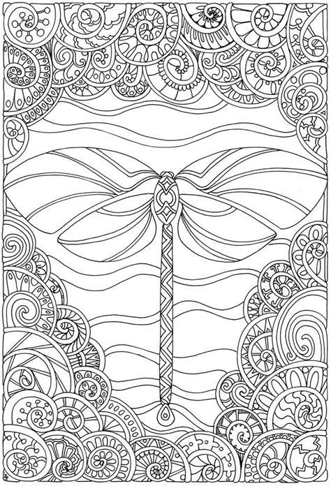 libro creative haven entangled dragonflies m 225 s de 1000 im 225 genes sobre printables and coloring pages en publicaciones