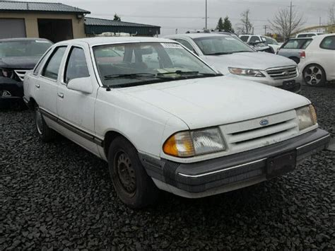 books about how cars work 1987 ford tempo windshield wipe control auto auction ended on vin 2fabp36x6hb112750 1987 ford tempo in or eugene