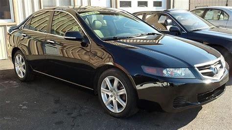 2004 Acura Tl Kbb Find Used 2004 Acura Tsx Base Sedan 89k Automatic