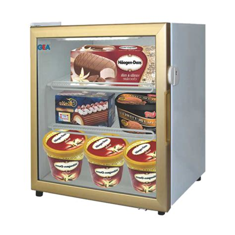 Sewa Kulkas Showcase Surabaya jual kulkas freezer upright glass door gea lsd 55 murah