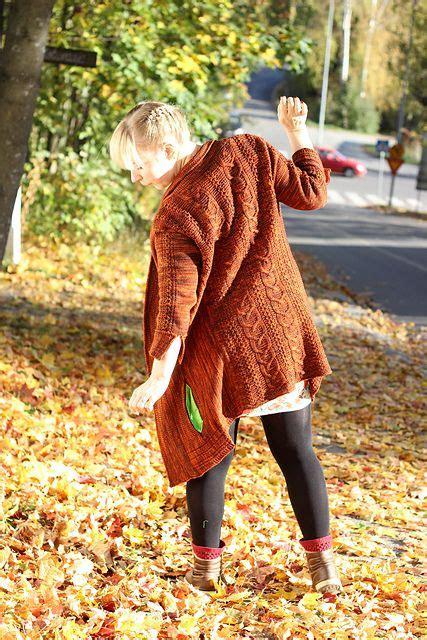 Pumpkin Cardi Jacket ravelry neulistimnk s pumpkins handwork
