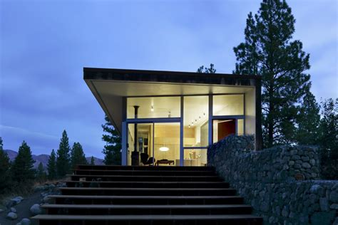 cool house designs cool modern minimalist hill house design from david coleman