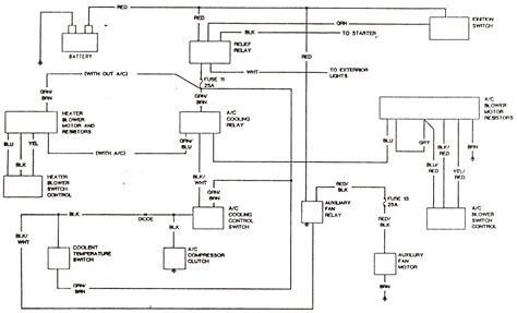 sle wiring diagram ac free wiring diagram