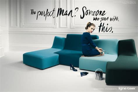 Ligne Roset by Ligne Roset Furniture Campaign By Jvm