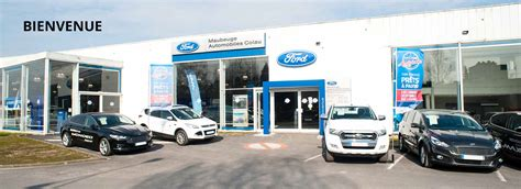 ford maubeuge concessionnaire garage nord 59