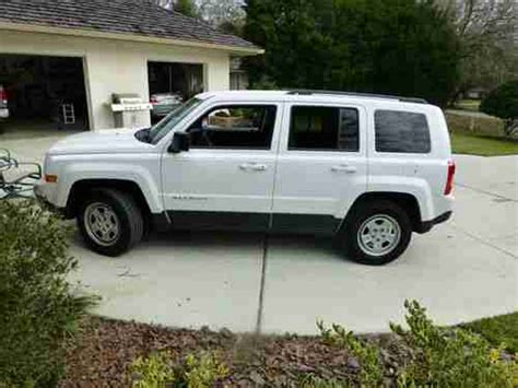 2011 Jeep Patriot Sport by Find Used 2011 Jeep Patriot Sport Sport Utility 4 Door 2