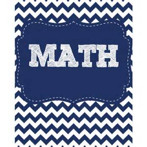 Math Binder Cover Templates by Math Binder Cover Educents