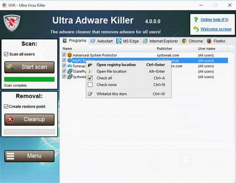 tutorial ubuntu malware removal toolkit ultra virus killer is a anti malware toolkit for windows