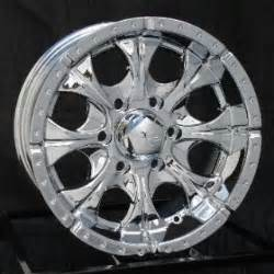 Gm Truck Wheels Used 16 Inch Chrome Wheels Rims Chevy Silverado 1500 Suburban
