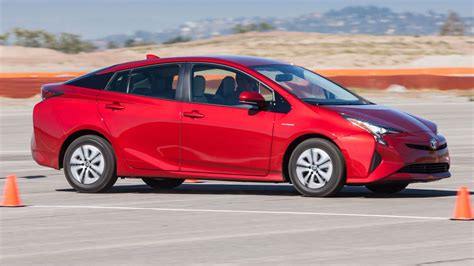 toyota prius 2016 review by car magazine