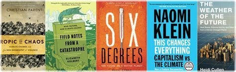 a change of climate books reading the weather 5 of the best books on climate change