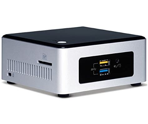 Vga Intel Hd Graphics Intel Grass Nuc Boxnuc5pgyh0ajr Desktop With Hdmi