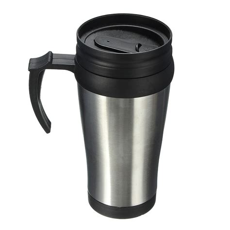 Termos Travel Yoshikawa 450 Ml 450ml stainless steel insulated thermos tea water cup