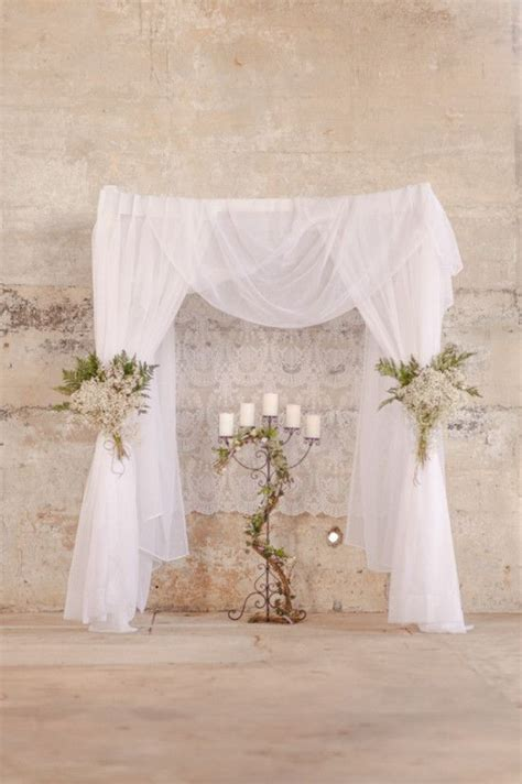 wedding curtains easy diy wedding arch ideas weddingelation