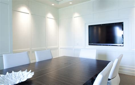conference room tv commercial tv design installation streamline systems grand rapids