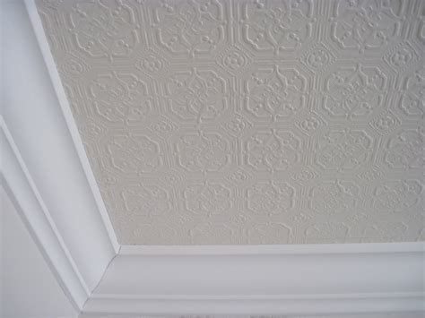 easy textured ceiling textured wallpaper on the ceiling this is an inexpensive