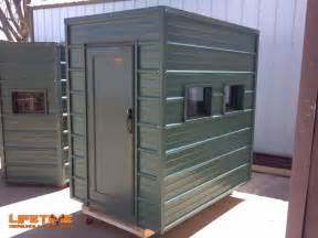 blinds in a box blind lifetime deer blinds are built to last a lifetime