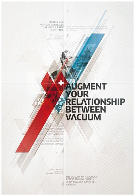 designer inspiration flyer goodness geometric poster art by metric72