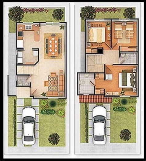 dise o casas 3d original dise 241 o de casas modernas de dos plantas lindas