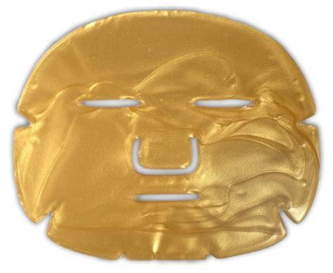 Nano Gold Mask 24k nano gold collagen gel mask