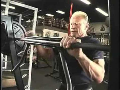 top squat bar dave draper s top squat youtube