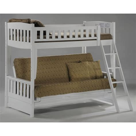 futon bunk beds cinnamon futon bunk bed free shipping