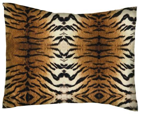 Tiger Pillow Cases pillow tiger pillow cases sheetworld