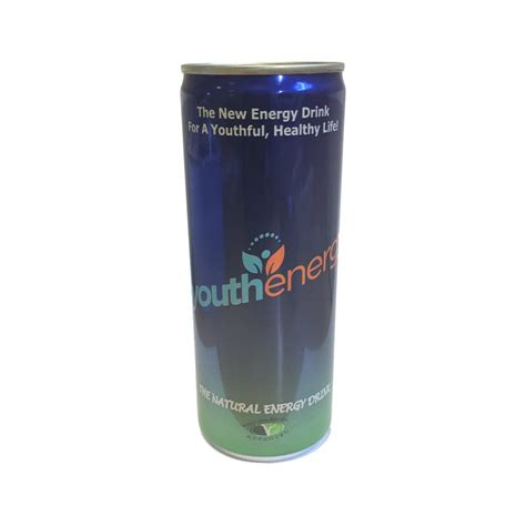 energy drink 24 youthenergy energy drink supplement 250 ml pack of