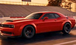 Dodge Challenger Horsepower Did Someone Just Leak The Dodge S Horsepower