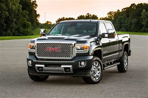 2017 2500 denali hd heavy duty truck gmc