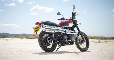 Motorrad Scrambler by Scrambler Triumph Motorcycles