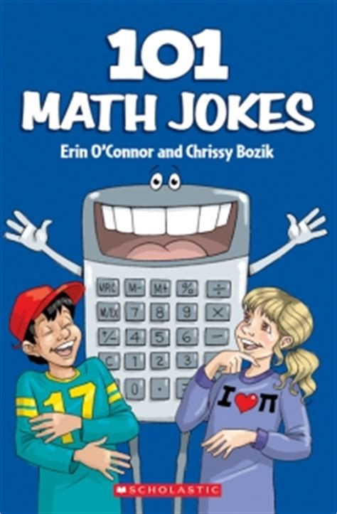 101 jokes books scholastic canada 101 math jokes
