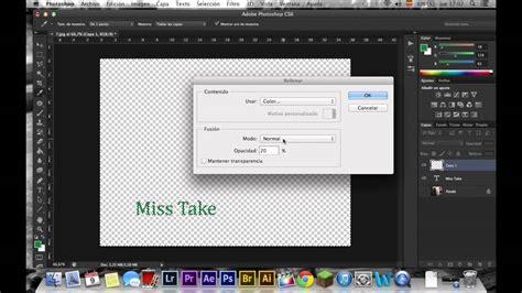 tutorial photoshop cs6 en pdf tutorial para crear una acci 243 n con marca de agua en