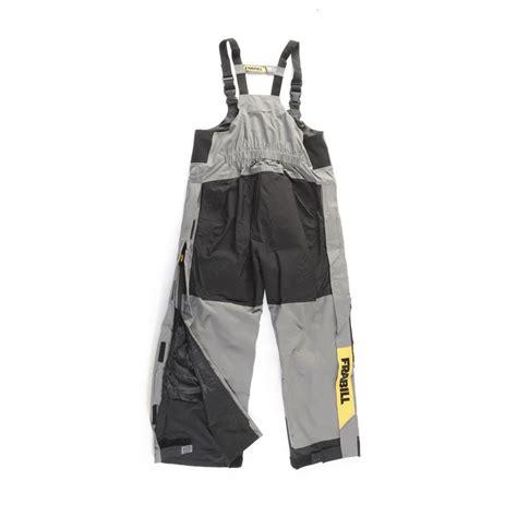 sportsman boats clothing frabill 174 jacket bib set 212012 ice fishing clothing