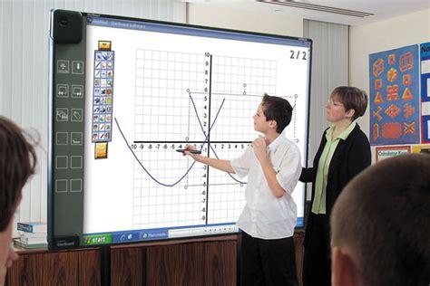 imagenes de tableros inteligentes la pizarra digital interactiva smart notebook