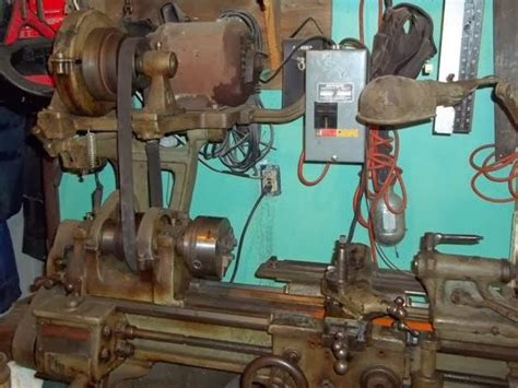 Machine Id D 1931 South Bend 9 Quot Metal Lathe Ozark Tool