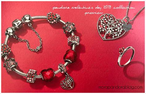 pandora jewelry valentines day pandora s day 2018 collection preview mora pandora