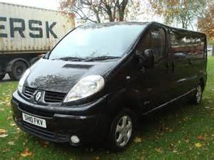 Renault Trafic Ll29dci 115 Sport Second Renault Trafic Ll29dci 115 Sport For Sale