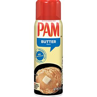 Pam Butter Spray cooking spray products pam