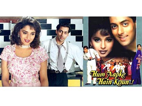 hum apke kaun hai 21historicyearsofhahk 12 unknown facts about salman s that will your mind filmibeat